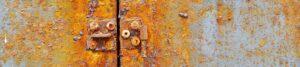 Ausschnitt eines verrosteten Schlosses als Bebilderung des Themas Paare und Kirsen auf dem Blog der Berliner Paartherapeutin Julia Bellabarba